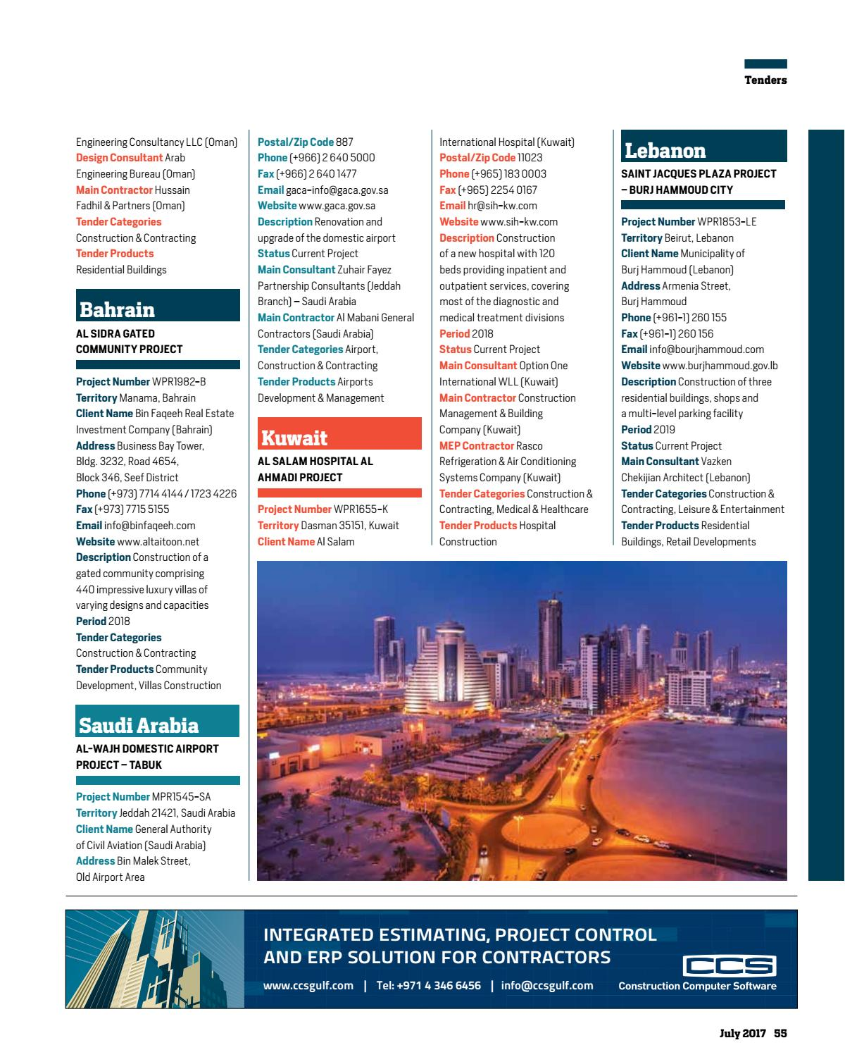 Big Project ME July 2017 by Big Project Middle East - issuu