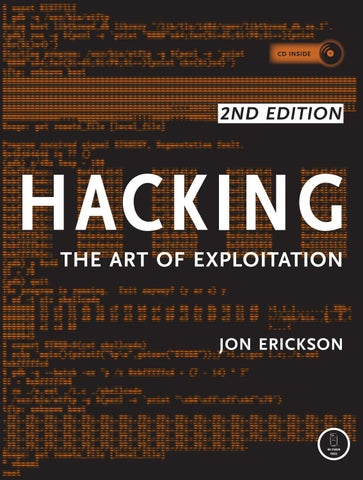 Hacking the art of exploitation by Ervin Laci - issuu