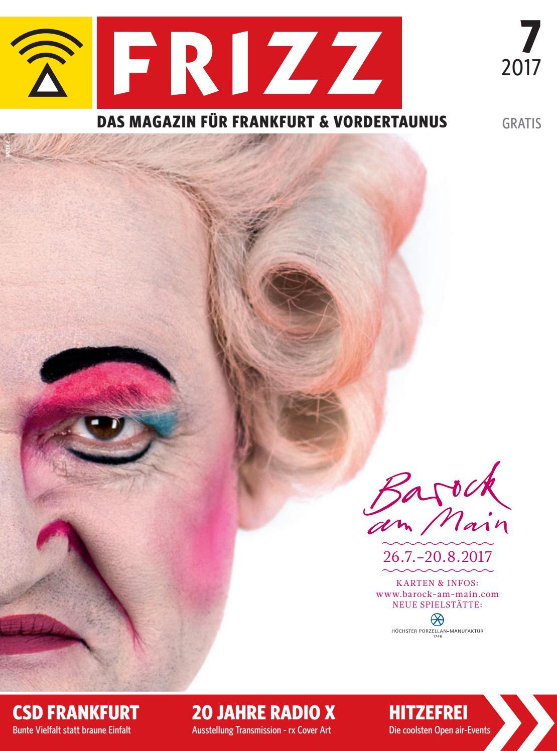 FRIZZ Das Magazin Frankfurt Juli 2017 by frizz frankfurt - issuu