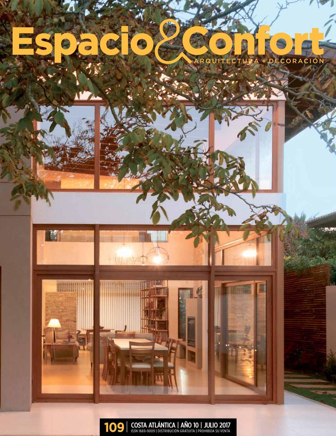109 Costa Julio 2017 By Revista Espacio Confort Arquitectura  # Muebles Luberto Mar Del Plata