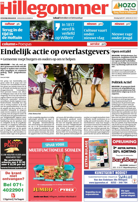 hg week 27 17 by uitgeverij verhagen issuu