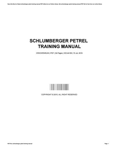 Schlumberger petrel training manual by robertmiller3285 issuu save this book to read schlumberger petrel training manual pdf ebook at our online library get schlumberger petrel training manual pdf file for free from fandeluxe Gallery