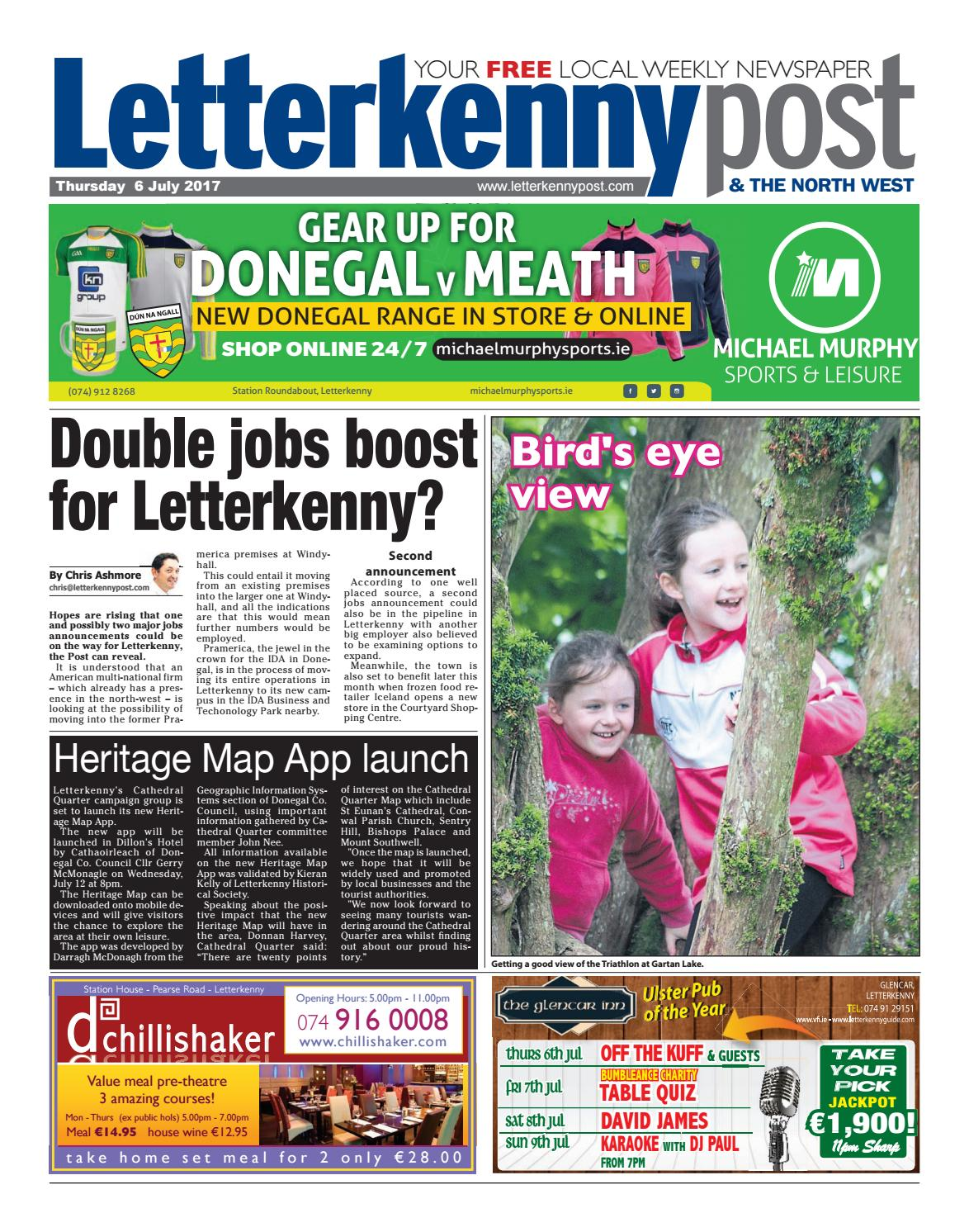 Letterkenny Co Donegal Gay personals - Mingle2