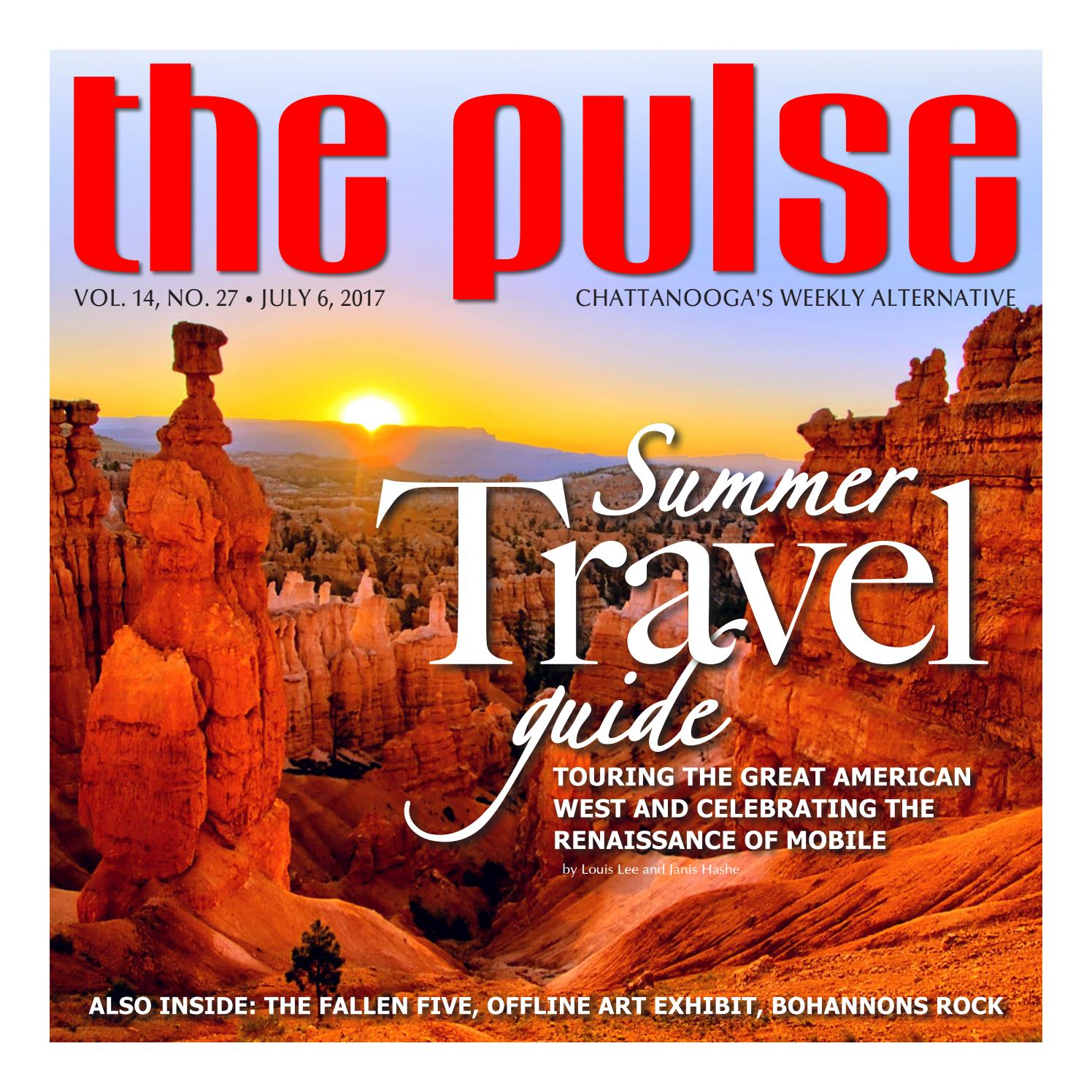 The Pulse 14.27 » July 6, 2017 by Brewer Media Group - issuu