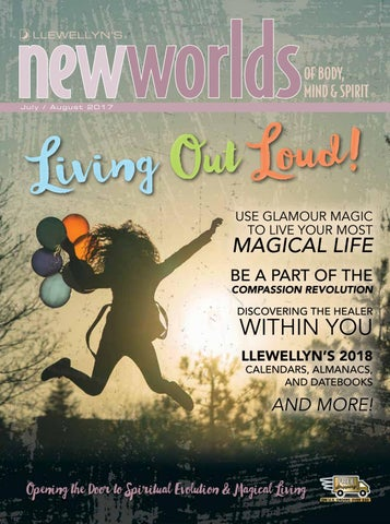 Llewellyns New Worlds Catalog Julyaugust 2017 By Llewellyn