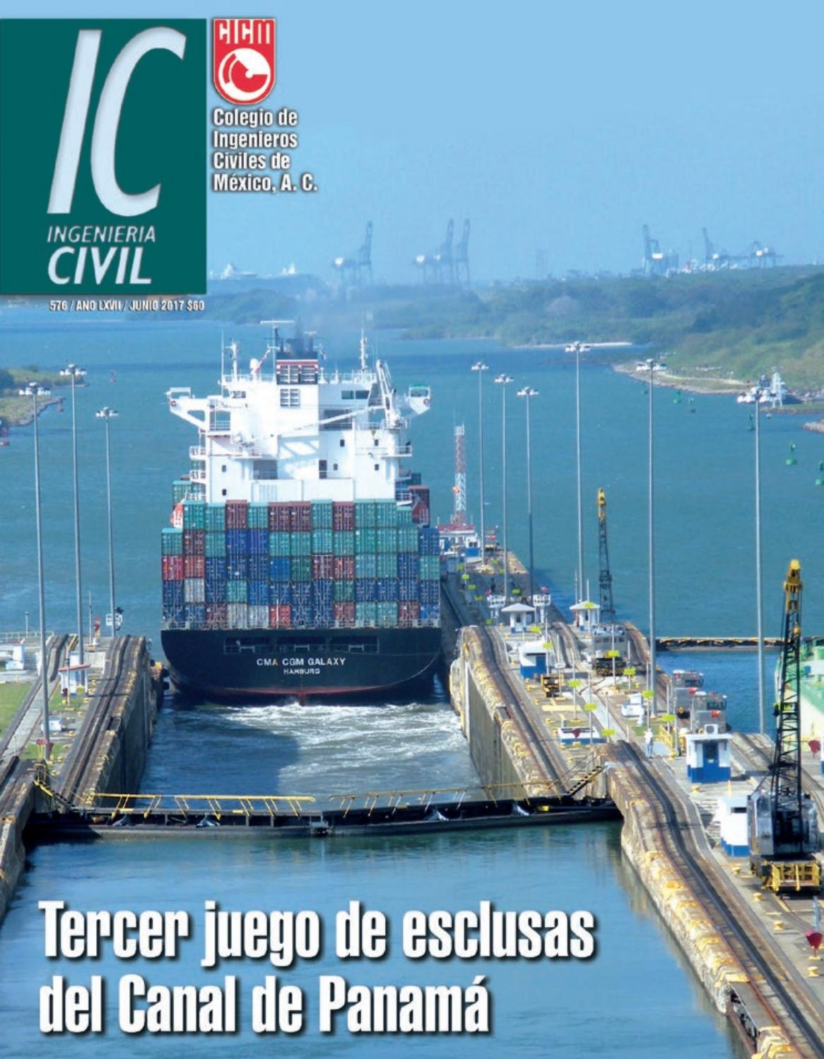 Revista Ingenier A Civil Ic 576 Junio 2017 By Helios Comunicaci N  # Muebles Sion Ixtlahuaca