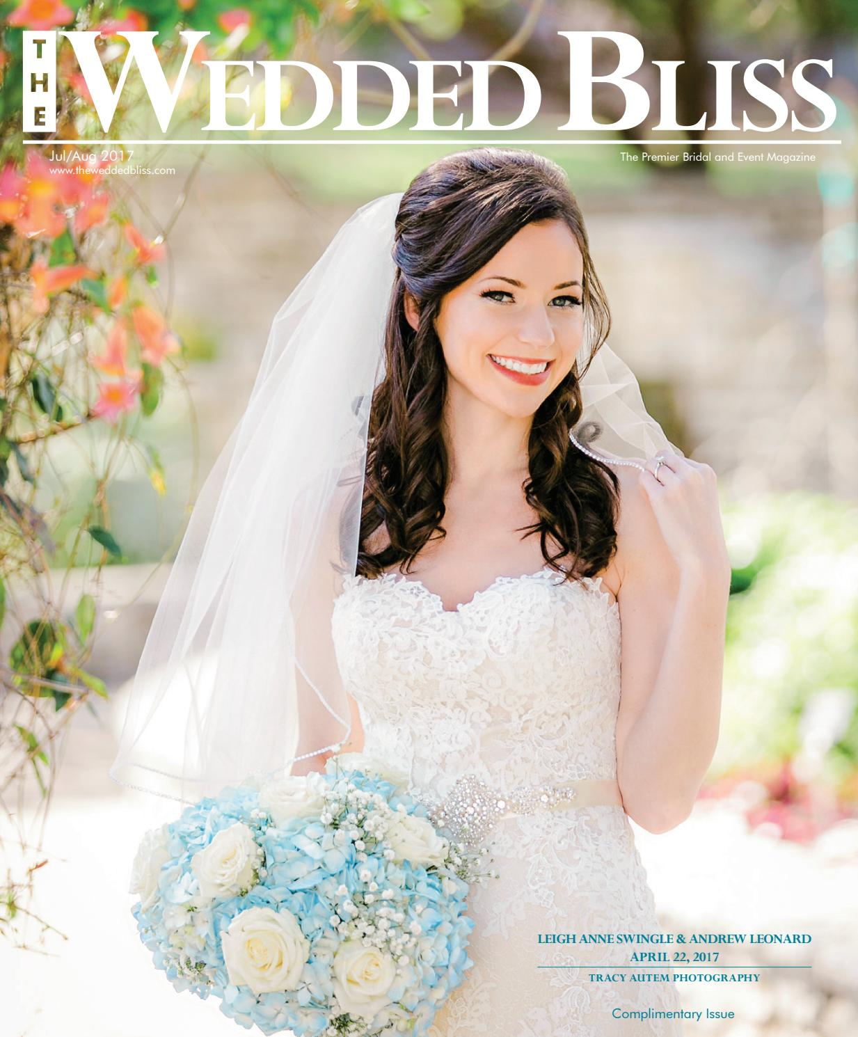 The Wedded Bliss - July-August 2017 by The Wedded Bliss - issuu