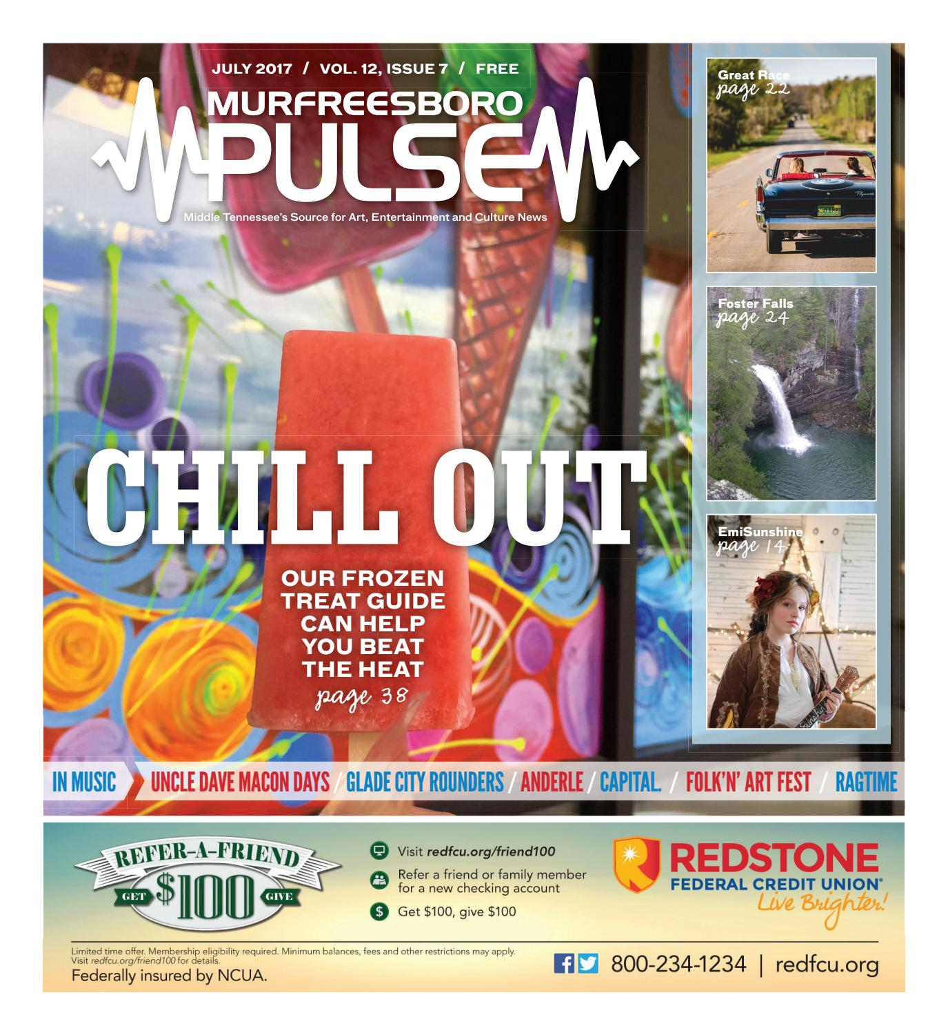 July 2017 Murfreesboro Pulse By The
