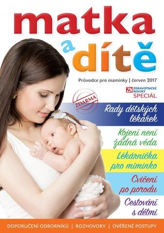 Matka a dítě - Zdravotnické noviny SPECIÁL by A 11 s.r.o. - issuu 2ca83dff65
