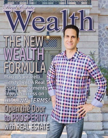 12585156061f Real Estate WEALTH Magazine - DOWNLOAD IT HERE! by REALTY411 - issuu