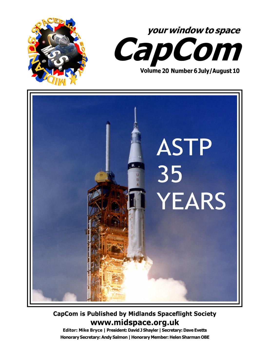 Capcom 206 by Midlands Spaceflight Society - issuu