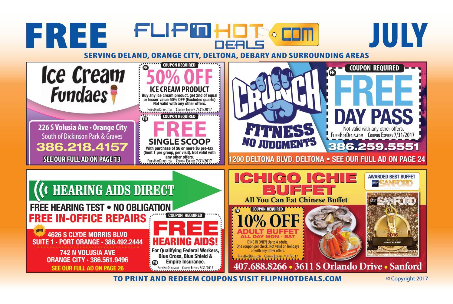 flip nhot deals coupon book july 2017 deland area by flip nhot rh issuu com buffet city coupons st cloud buffet city coupons brooksville fl