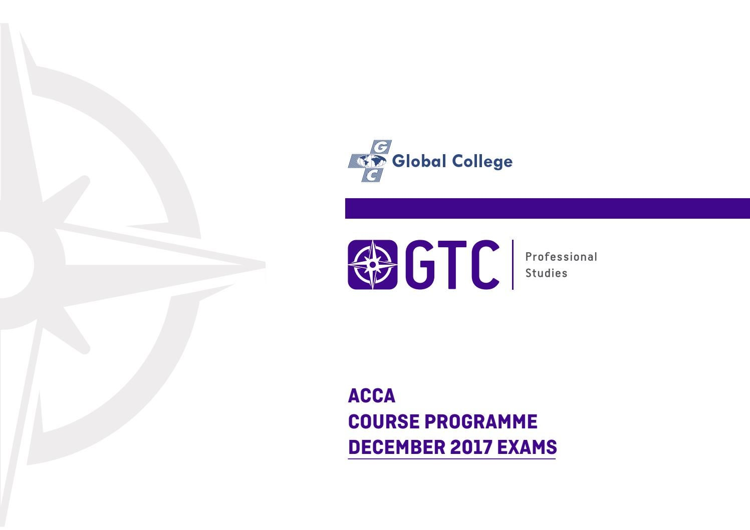 Gtc course programme december 2017 exams by gtc professional gtc course programme december 2017 exams by gtc professional studies issuu xflitez Images