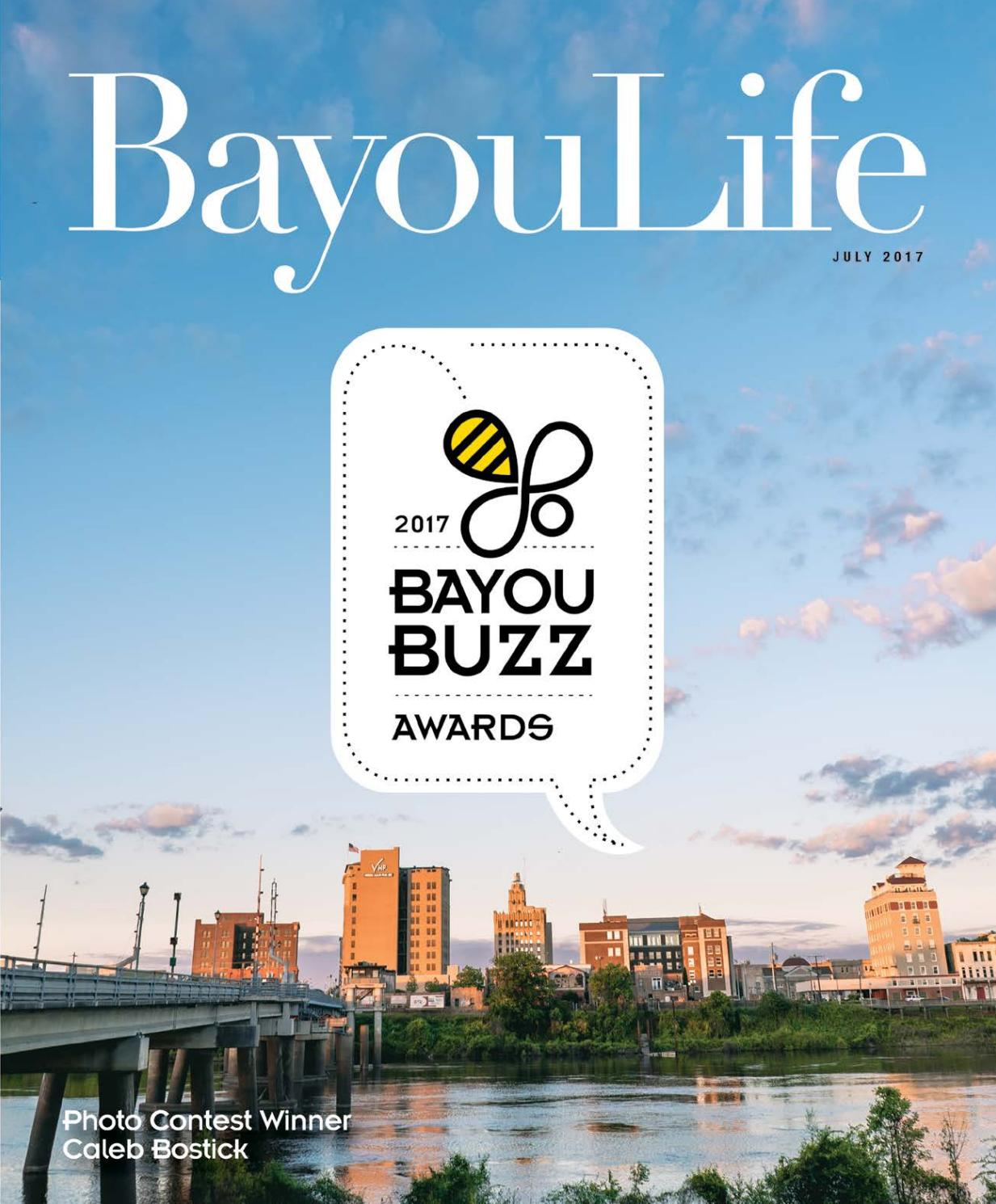 5e14fd4eb87 BayouLife Magazine July 2017 by BayouLife Magazine - issuu