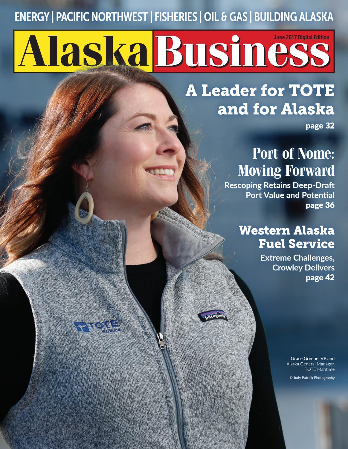 Alaska Business June 2017 by Alaska Business - issuu