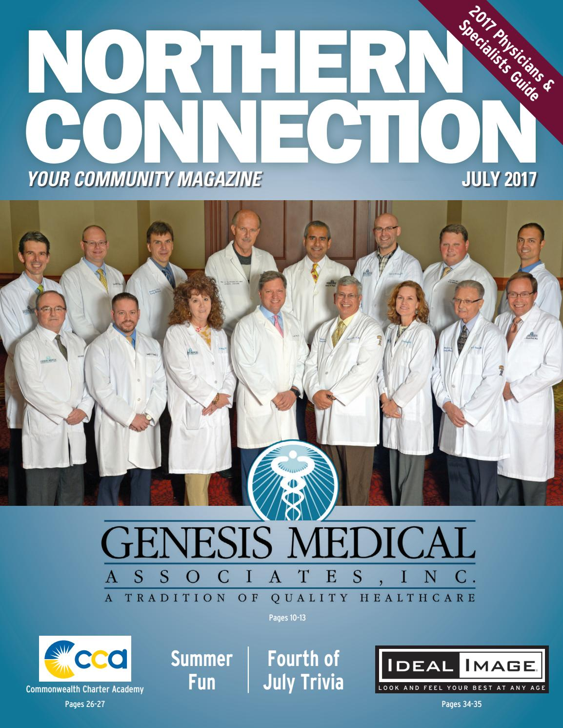 July 2017 issue - Northern Connection Magazine by Northern