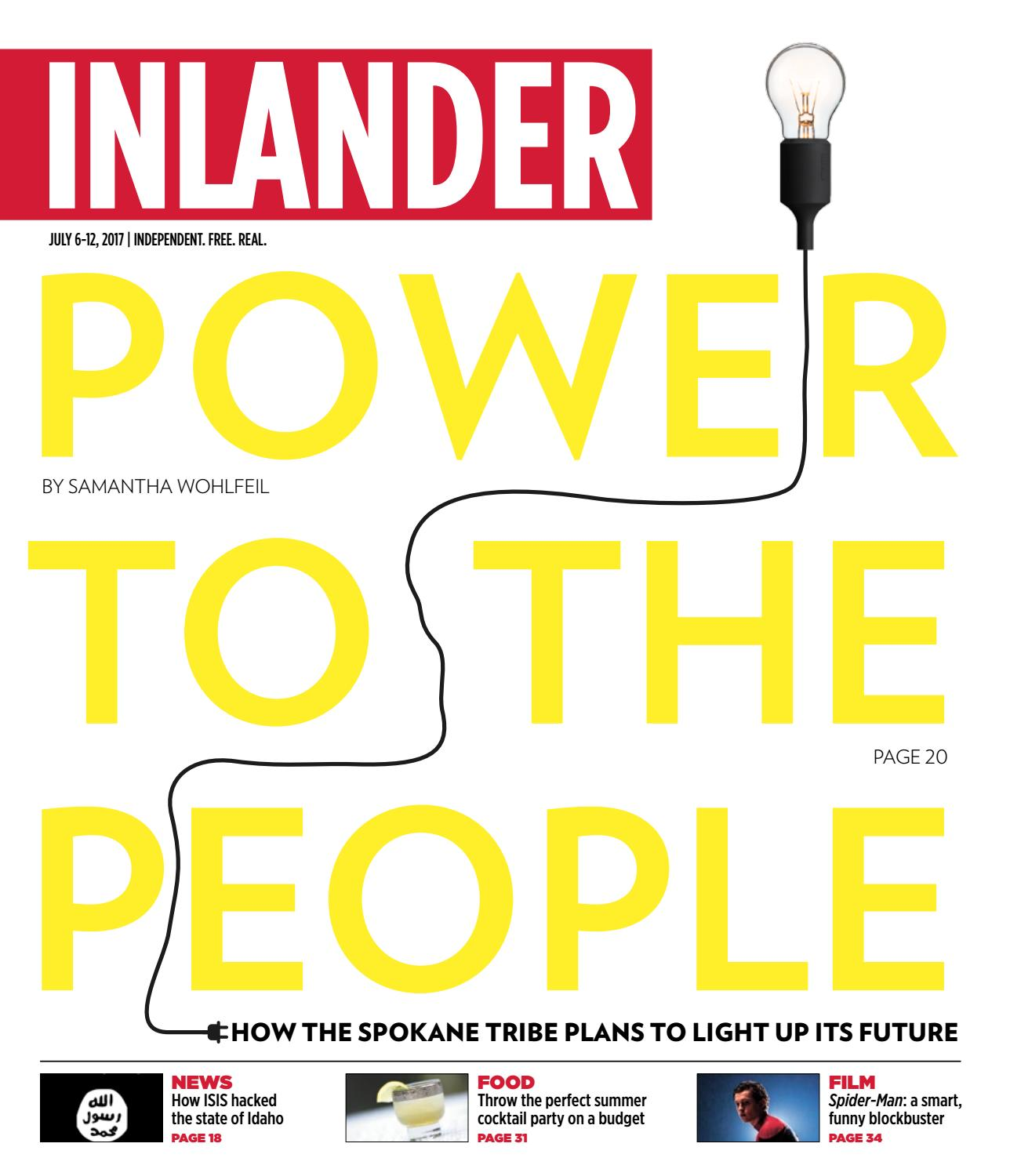 Inlander 07 06 2017 by The Inlander issuu