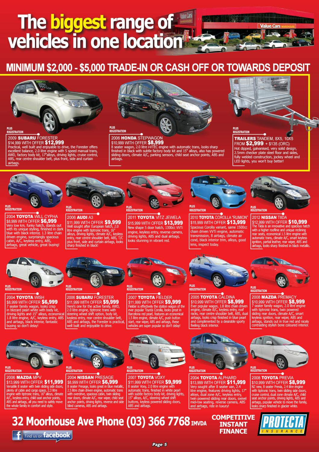 Best Motorbuys 07-07-17 by Local Newspapers - issuu