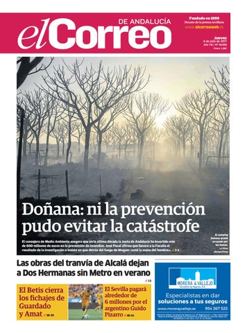 06 07 2017 El Correo de Andalucía by EL CORREO DE ANDALUCÍA S.L. - issuu 03eba3e293b