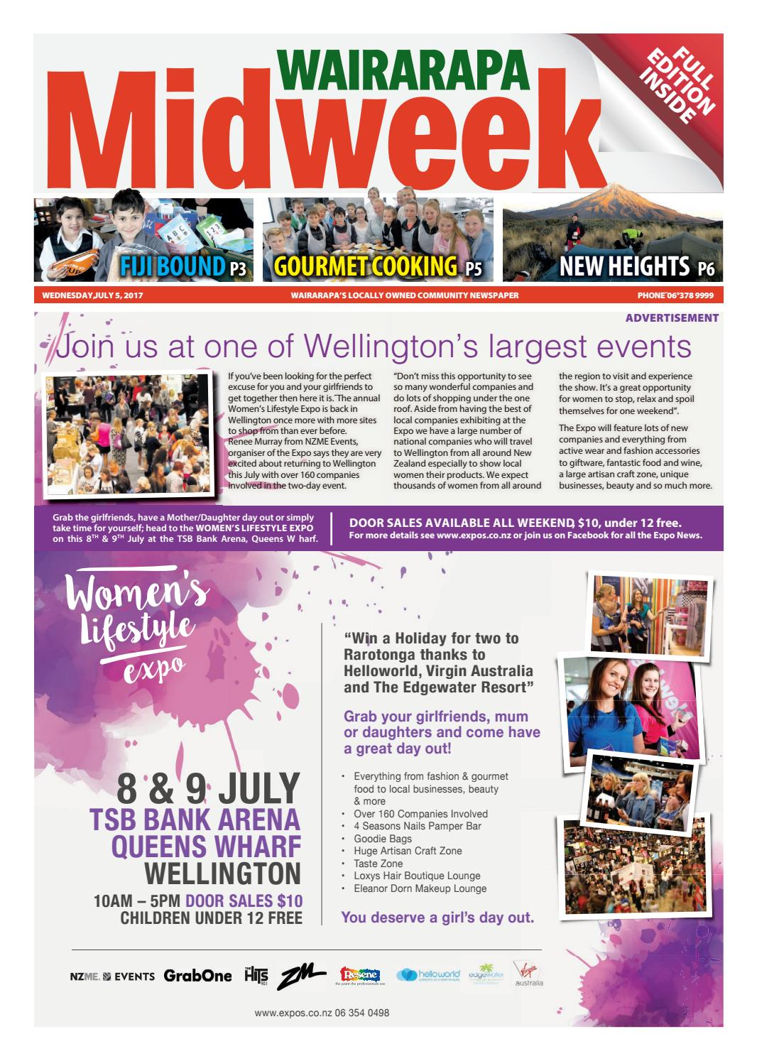 Wairarapa Midweek Wed 5th July by Wairarapa Times-Age - issuu