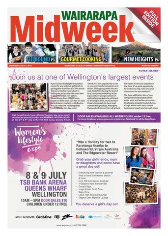 Wairarapa Midweek Wed 5th July by Wairarapa Times-Age - issuu