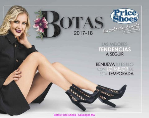482ea51c Botas price shoes 2017 18 by catalogos de mexico - issuu