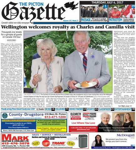 ed15afb726 Picton Gazette July 6