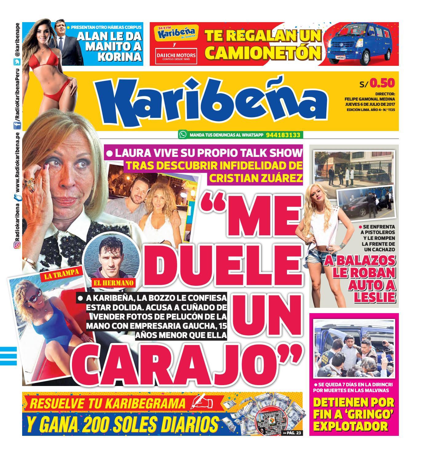 Karibena by Corporación Universal - Ediciones digitales - issuu