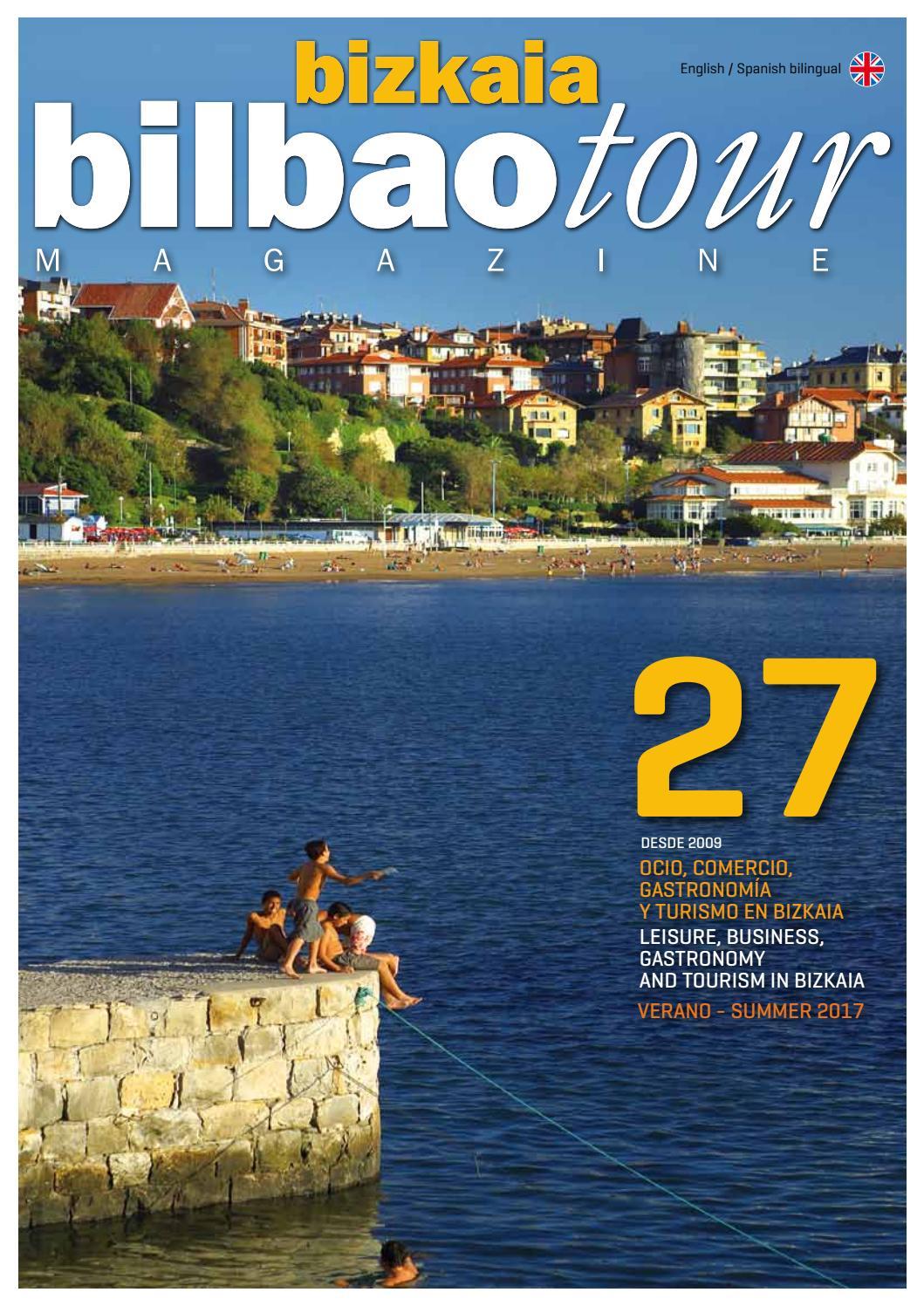 Magazine Issuu Tour 27 By Bilbaobizkaiatour wqxptz06R