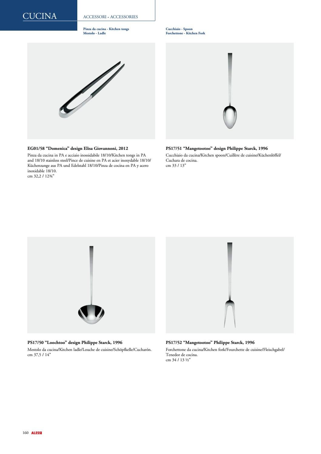 Alessi Catalogue by Alessi s.p.a. - issuu