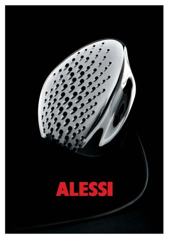 Alessi Catalogue By Alessi Spa Issuu