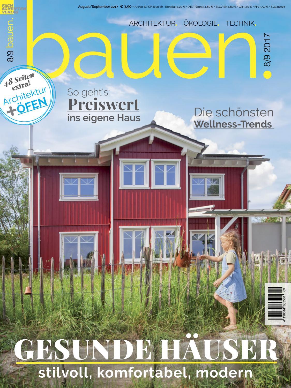 bauen 8/9-2017 by Fachschriften Verlag - issuu