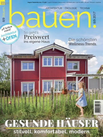 Elegant Bauen 8/9 2017 By Fachschriften Verlag   Issuu