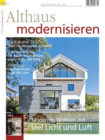 Althaus Modernisieren 8/9 2017 By Fachschriften Verlag   Issuu