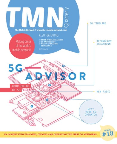 TMN Quarterly Issue 18 by The Mobile Network - issuu