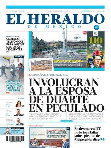 El Heraldo de México 06 de Julio de 2017 by El Heraldo de México - issuu b994f61234d