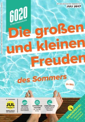 6020 Stadtmagazin (Juli 2017) by TARGET TARGET TARGET GROUP Publishing GmbH issuu f19965