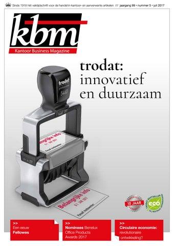Derijks Kantoorinrichting Supplies.Kbm 5 2017 By Magenta Communicatie Issuu