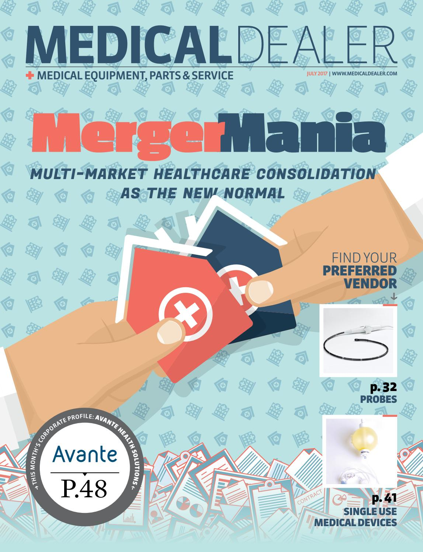 Medical Dealer - July 2017 by MD Publishing - issuu