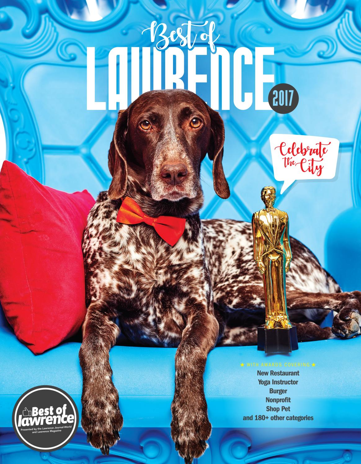 Best of Lawrence 2017 by Sunflower Publishing - issuu