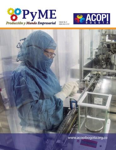 96364c1949 Revista PyME edición N° 5 by ACOPI Bogotá Cundinamarca - issuu