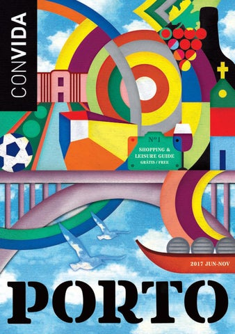 Porto ConVida nº 1   2017 jun-nov by ConVida - issuu 0e55afb0d6