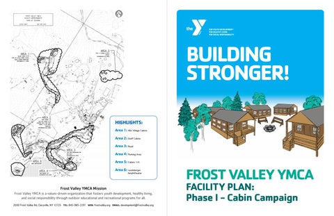 Building Stronger By Frost Valley Ymca Issuu