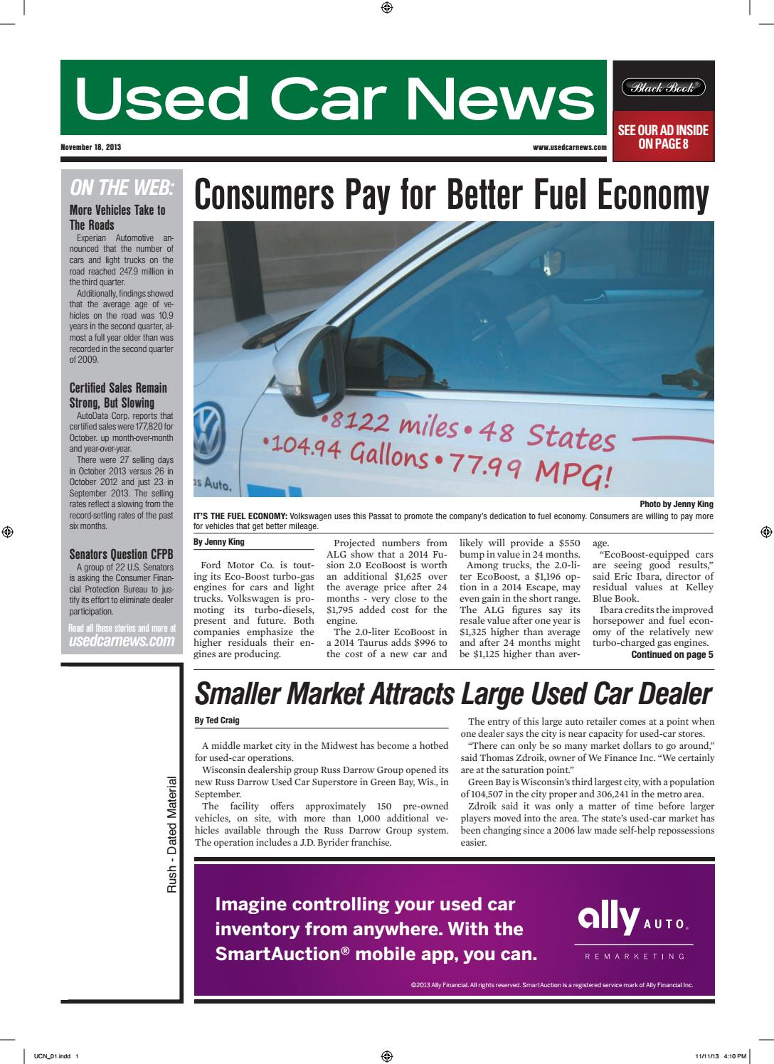 Mobile Auto Auction Smartauction Mobile App Smartauction Ally >> Used Car News 11 18 13