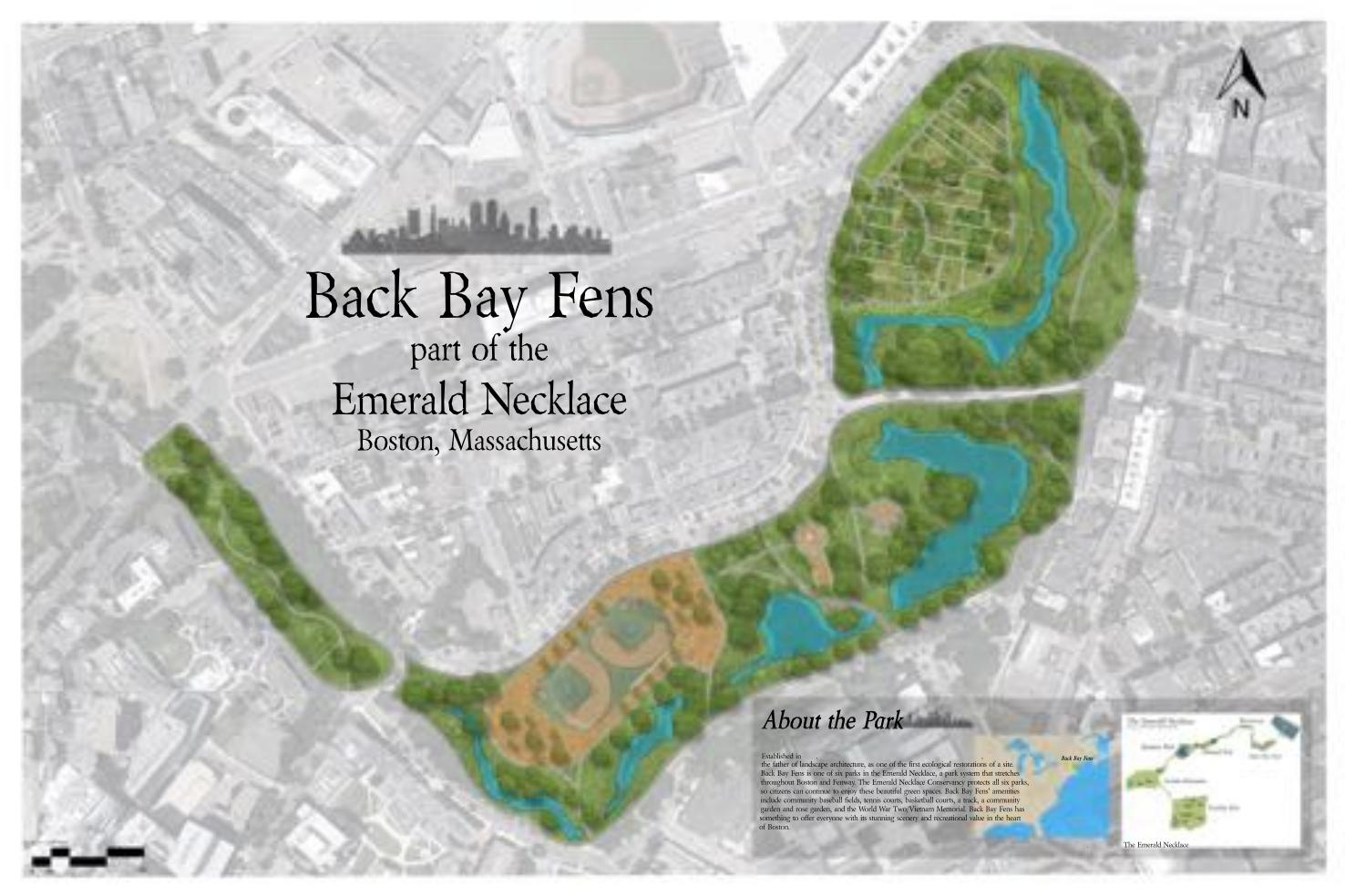 Back Bay Fens Board 1 By Krissy Olson Issuu