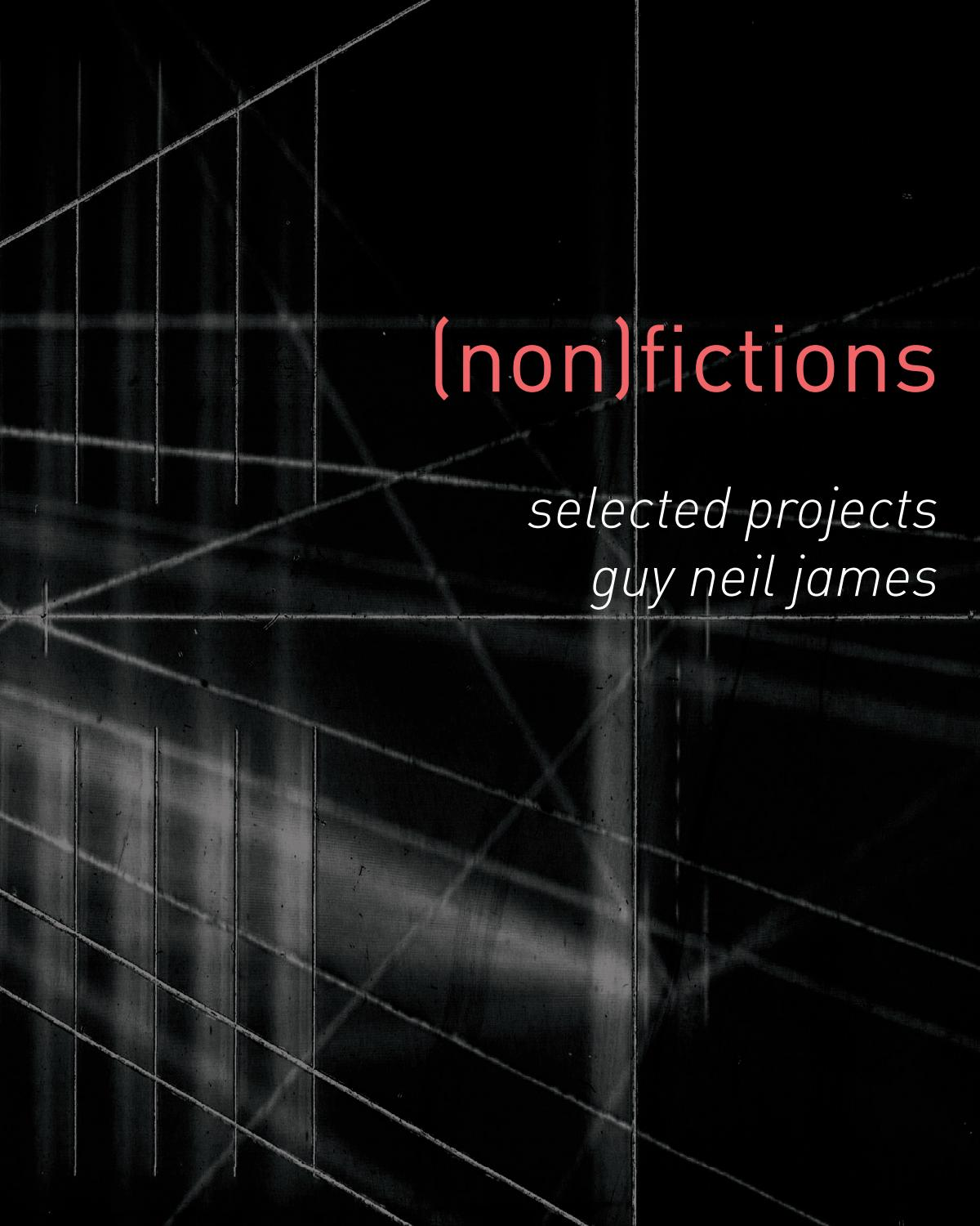 Nonfictions By Guy Neil James Issuu