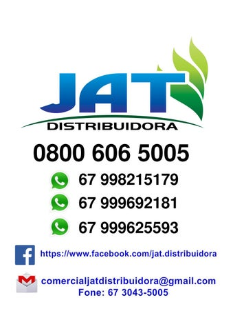 431c27db2 Catalogo jat distribuidora by JAT DISTRIBUIDORA - issuu