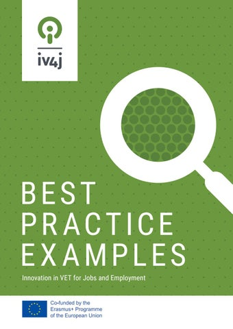 IV4J Best Practice Examples by Vlad Marinescu - issuu