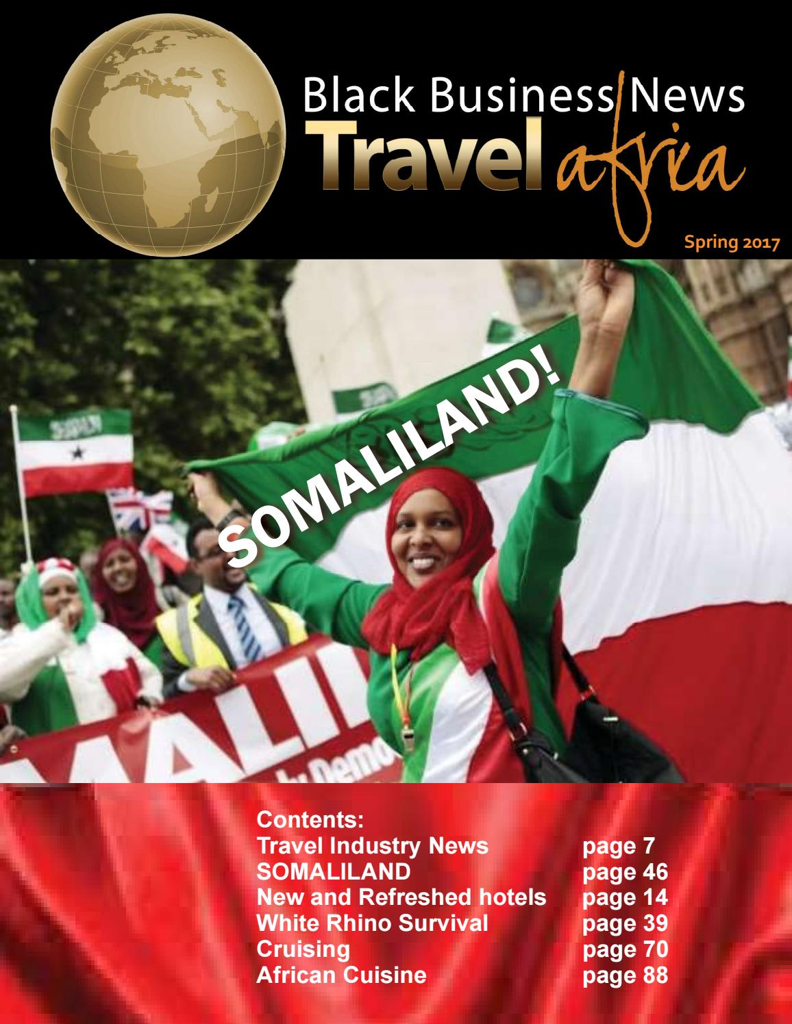 travel summer 2017 by black business news group issuu