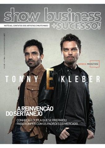 Show business + sucesso! Ed. 106 by Editora Espetaculo - issuu ad214cba778